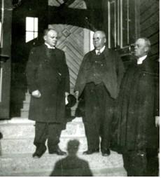 Vuonna 1934 isoissa seuroissa palvelivat mm. Erkki Gummerus, Roope Vepsäläinen ja Kustavi Lounasheimo